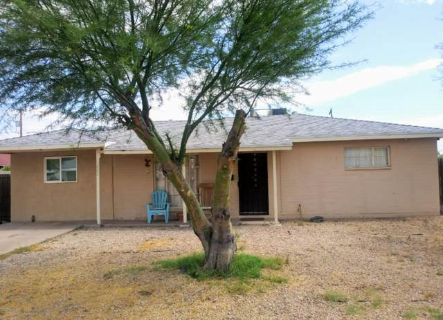 2805 W Griswold Road, Phoenix, AZ 85051 (MLS #6087716) :: Conway Real Estate