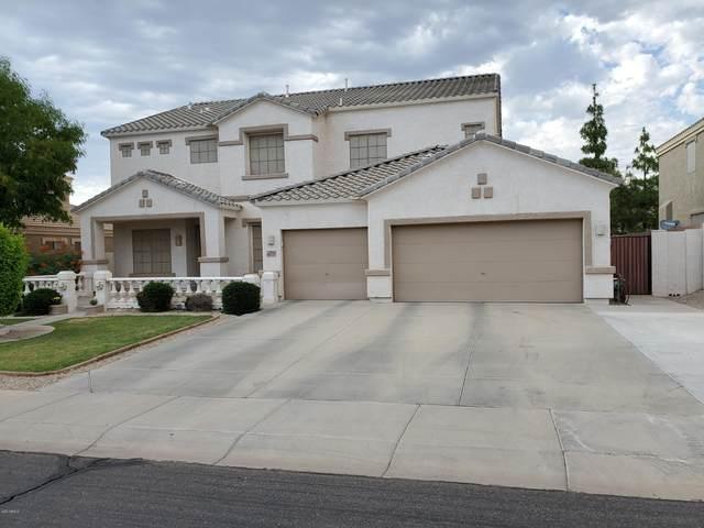 2964 E Dennisport Avenue, Gilbert, AZ 85295 (MLS #6087766) :: Lux Home Group at  Keller Williams Realty Phoenix