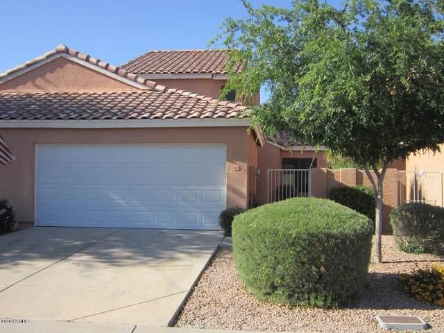 3510 E Hampton Avenue #60, Mesa, AZ 85204 (MLS #6087780) :: Revelation Real Estate