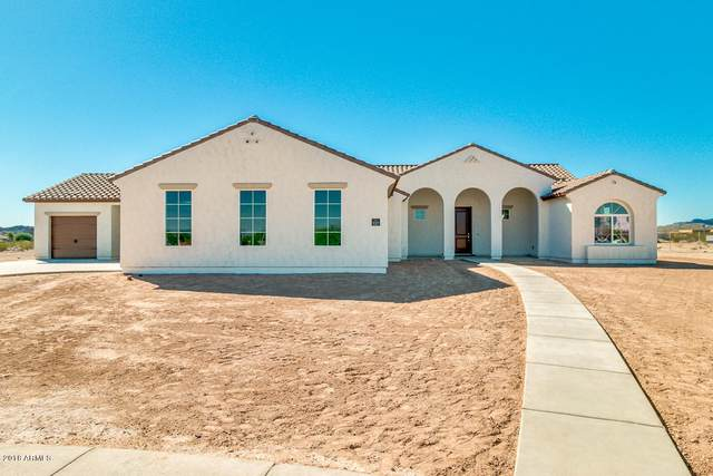 213 W Paoli Street, San Tan Valley, AZ 85143 (MLS #6087782) :: Homehelper Consultants