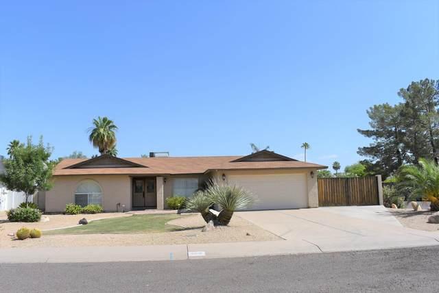 5050 E Winchcomb Drive, Scottsdale, AZ 85254 (MLS #6087789) :: ASAP Realty