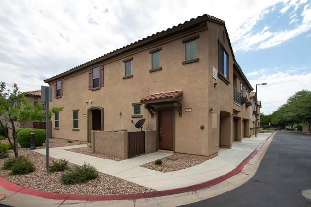 1265 S Aaron #362, Mesa, AZ 85209 (MLS #6087796) :: Revelation Real Estate