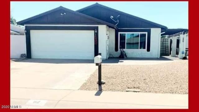 912 N 87TH Place, Scottsdale, AZ 85257 (MLS #6087799) :: ASAP Realty