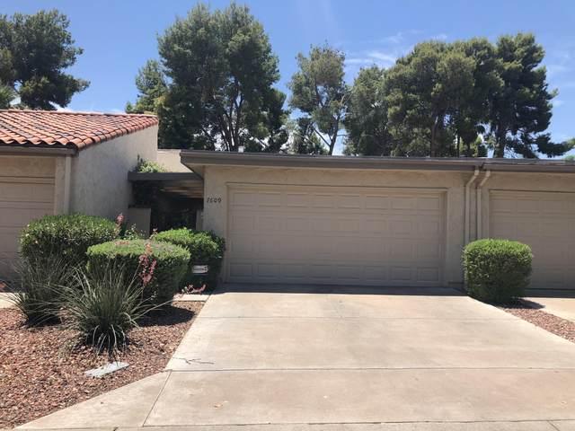 7609 E Plaza Avenue, Scottsdale, AZ 85250 (MLS #6087801) :: ASAP Realty
