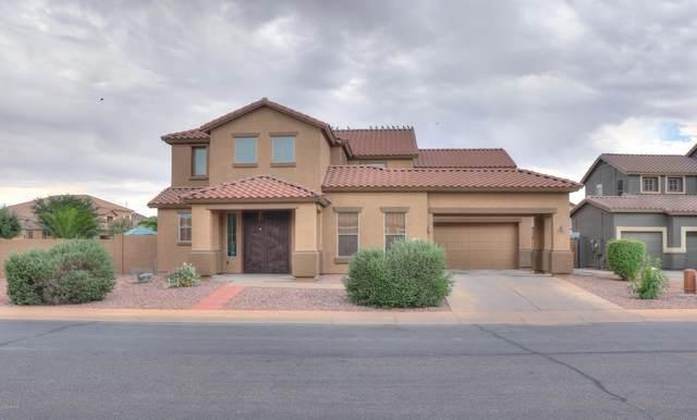 41823 W Capistrano Drive, Maricopa, AZ 85138 (MLS #6087802) :: ASAP Realty