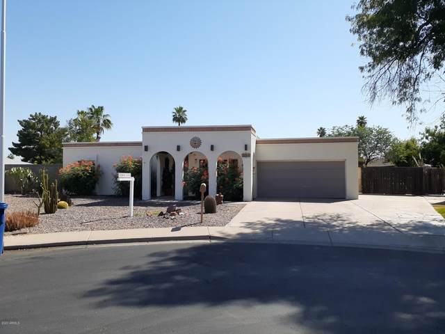 2211 S Westwood Circle, Mesa, AZ 85210 (MLS #6087808) :: Revelation Real Estate
