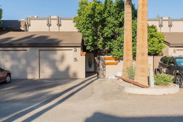 2208 W Lindner Avenue #21, Mesa, AZ 85202 (MLS #6087818) :: Revelation Real Estate