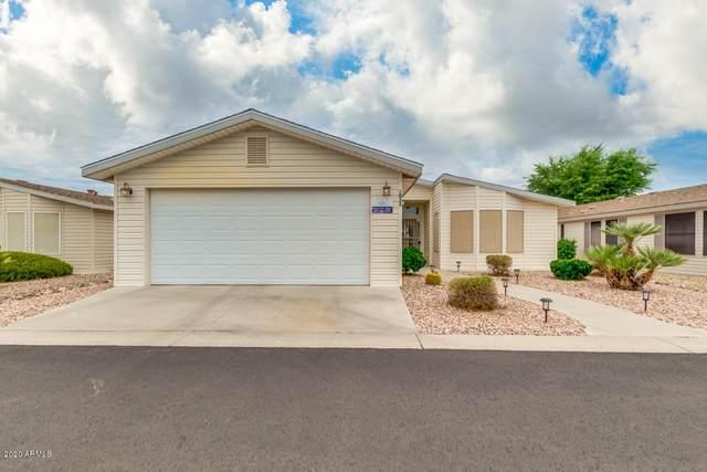 3301 S Goldfield Road #1032, Apache Junction, AZ 85119 (MLS #6087820) :: Revelation Real Estate