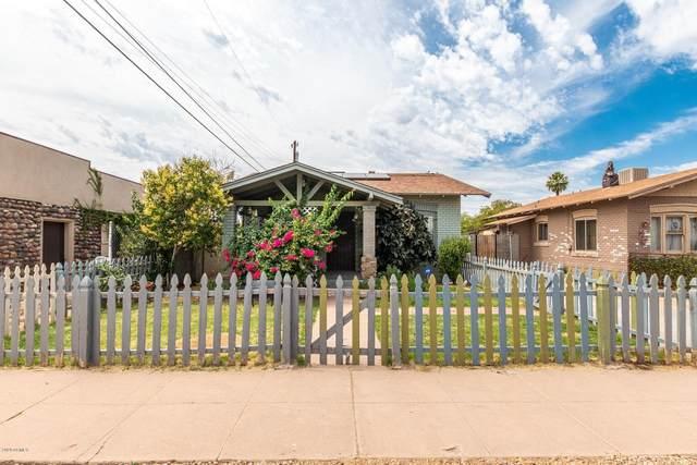 913 E Portland Street, Phoenix, AZ 85006 (MLS #6087850) :: My Home Group