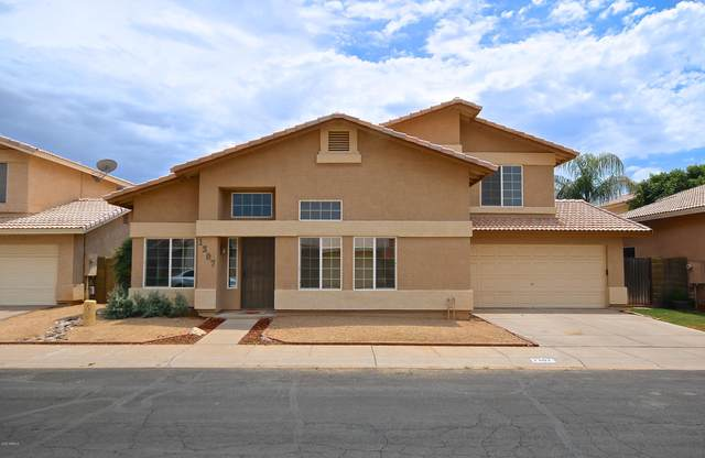 1307 E Hearne Way, Gilbert, AZ 85234 (MLS #6087860) :: Service First Realty