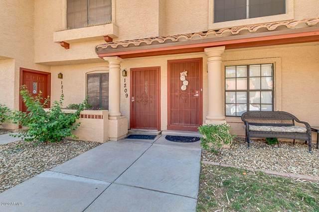 4901 E Kelton Lane #1209, Scottsdale, AZ 85254 (MLS #6087871) :: Service First Realty