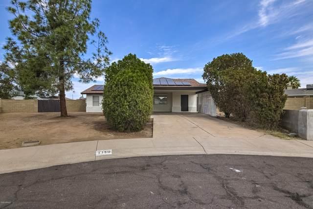 150 W Wagoner Road, Phoenix, AZ 85023 (MLS #6087872) :: Service First Realty