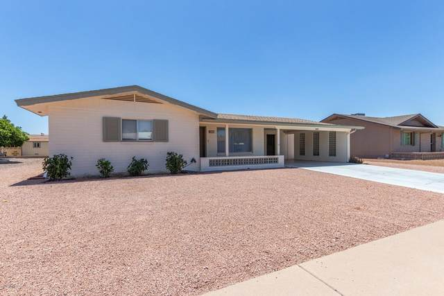 6117 E Ellis Street, Mesa, AZ 85205 (MLS #6087875) :: The Laughton Team