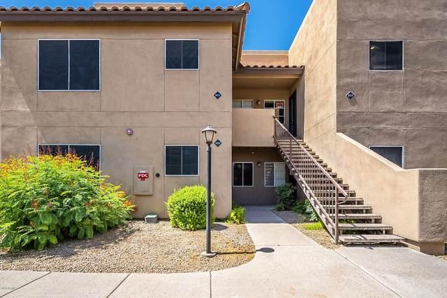 9450 E Becker Lane #1023, Scottsdale, AZ 85260 (MLS #6087876) :: ASAP Realty