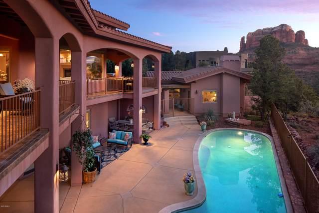 225 Scenic Drive, Sedona, AZ 86336 (MLS #6087880) :: Revelation Real Estate