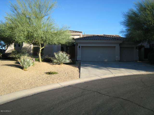 8852 E Calle De Las Brisas Drive, Scottsdale, AZ 85255 (MLS #6087894) :: ASAP Realty