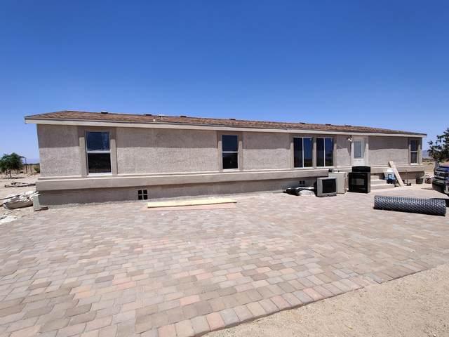 53928 W Clanton Trail, Tonopah, AZ 85354 (MLS #6087917) :: Brett Tanner Home Selling Team