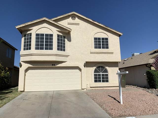 3755 E Broadway Road #95, Mesa, AZ 85206 (MLS #6087929) :: The Daniel Montez Real Estate Group