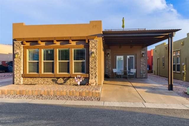 6601 E Us Highway 60 Highway #769, Gold Canyon, AZ 85118 (MLS #6087981) :: Brett Tanner Home Selling Team