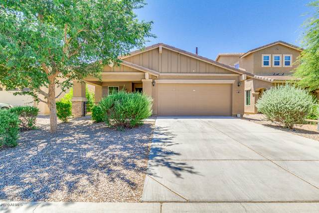 1383 E Mayfield Drive, San Tan Valley, AZ 85143 (MLS #6087988) :: The Laughton Team