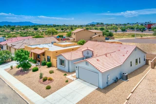 2334 Jacks Drive, Sierra Vista, AZ 85635 (MLS #6088039) :: Lux Home Group at  Keller Williams Realty Phoenix
