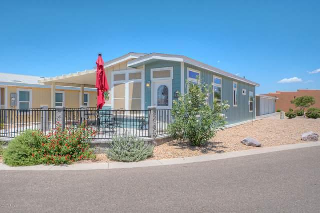 8865 E Baseline Road #346, Mesa, AZ 85209 (MLS #6088049) :: Conway Real Estate
