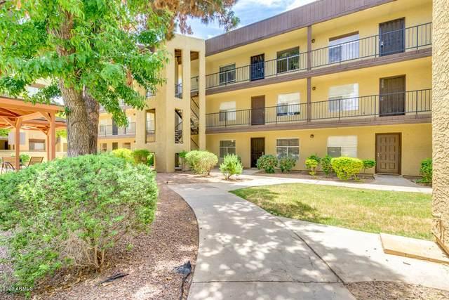 461 W Holmes Avenue #165, Mesa, AZ 85210 (MLS #6088064) :: Riddle Realty Group - Keller Williams Arizona Realty