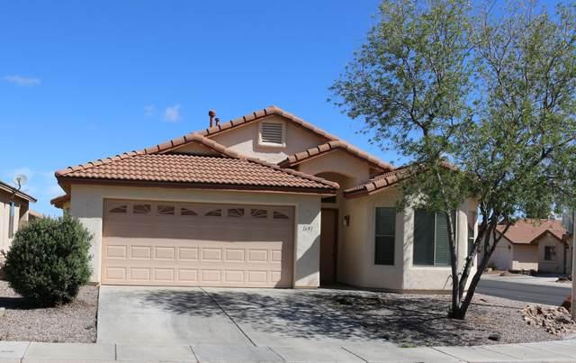 1651 Silverado Drive, Sierra Vista, AZ 85635 (MLS #6088089) :: Service First Realty