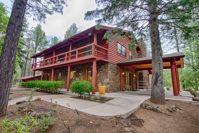 3381 Bull Frog Loop, Pinetop, AZ 85935 (MLS #6088169) :: Yost Realty Group at RE/MAX Casa Grande