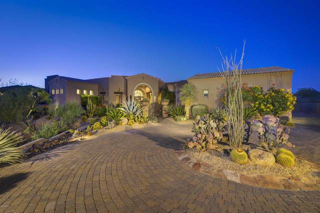12084 E Whispering Wind Drive, Scottsdale, AZ 85255 (MLS #6088306) :: The Riddle Group
