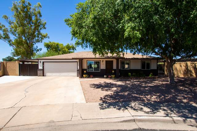 748 S Rico Circle, Mesa, AZ 85204 (MLS #6088372) :: Yost Realty Group at RE/MAX Casa Grande