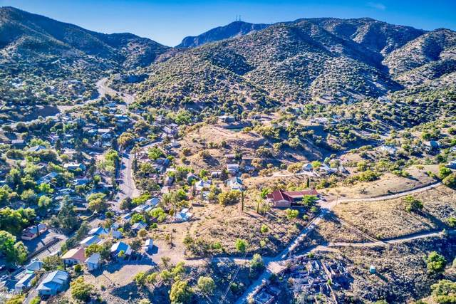 TBD Upper Star Avenue, Bisbee, AZ 85603 (MLS #6088375) :: Lux Home Group at  Keller Williams Realty Phoenix