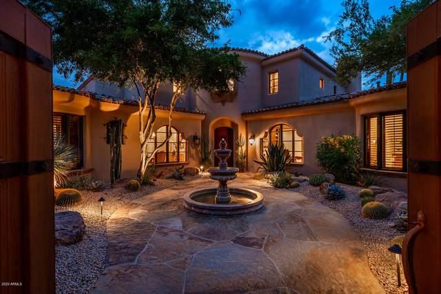 7398 E Lower Wash Pass, Scottsdale, AZ 85266 (MLS #6088410) :: Riddle Realty Group - Keller Williams Arizona Realty