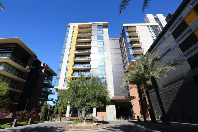 200 W Portland Street #1013, Phoenix, AZ 85003 (MLS #6088412) :: The Laughton Team