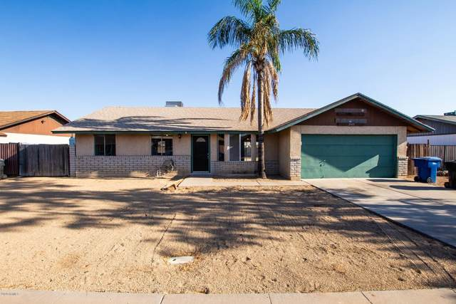 2915 E Escondido Avenue, Mesa, AZ 85204 (MLS #6088422) :: Yost Realty Group at RE/MAX Casa Grande
