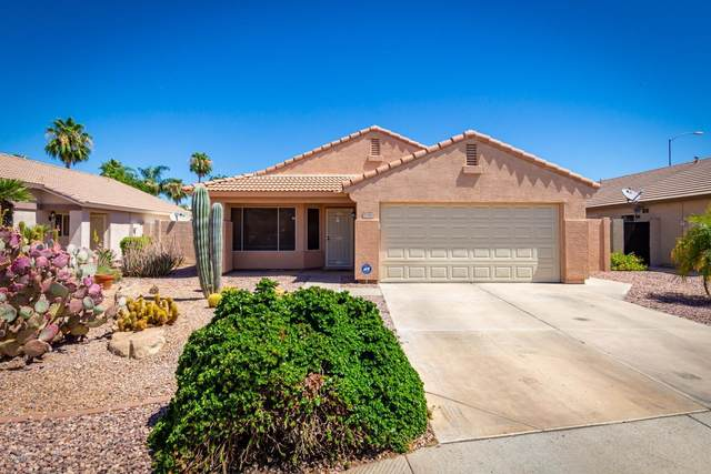 5748 E Holmes Avenue, Mesa, AZ 85206 (MLS #6088478) :: Riddle Realty Group - Keller Williams Arizona Realty