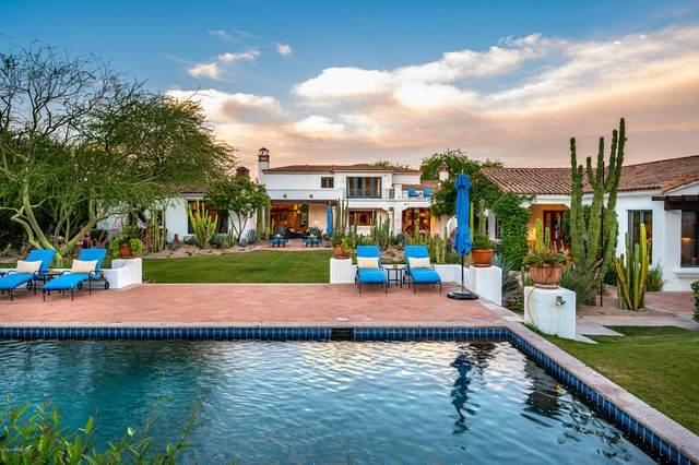 5730 N Casa Blanca Drive, Paradise Valley, AZ 85253 (MLS #6088521) :: Yost Realty Group at RE/MAX Casa Grande