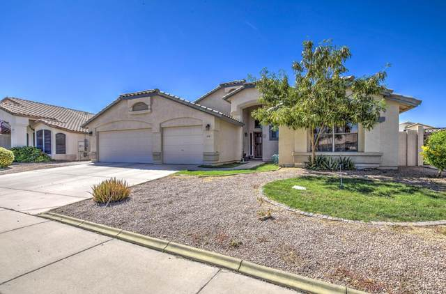 12738 W Windsor Avenue, Avondale, AZ 85392 (MLS #6088528) :: Brett Tanner Home Selling Team