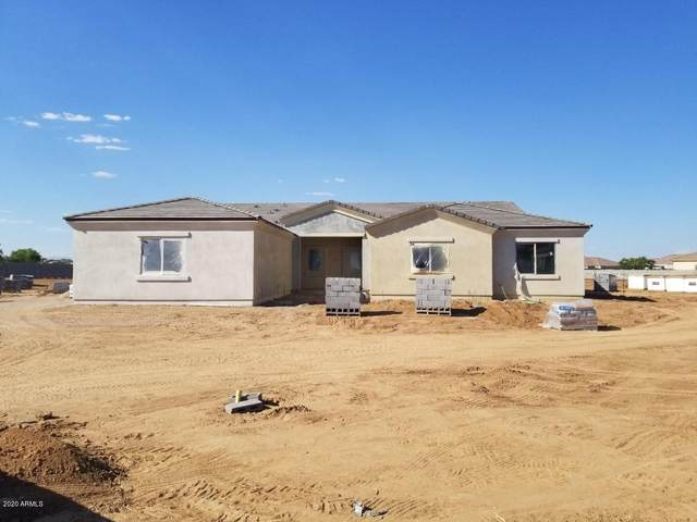 16022 W Cinnabar Court, Waddell, AZ 85355 (MLS #6088536) :: Klaus Team Real Estate Solutions