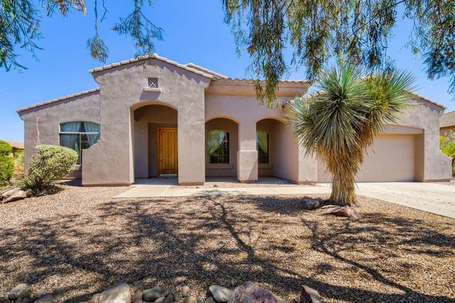 8648 E Nora Street, Mesa, AZ 85207 (MLS #6088540) :: Devor Real Estate Associates