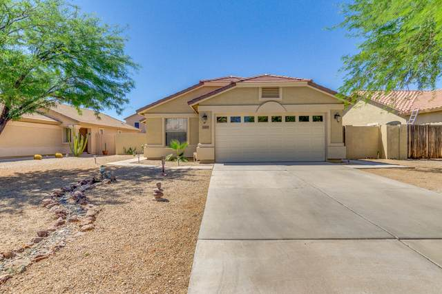 2897 E Sierrita Road, San Tan Valley, AZ 85143 (MLS #6088596) :: The Daniel Montez Real Estate Group