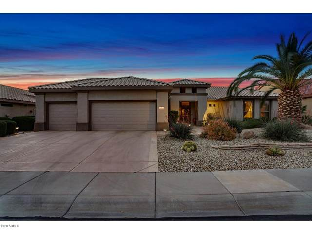 18344 N Hartford Drive, Surprise, AZ 85374 (MLS #6088601) :: Long Realty West Valley