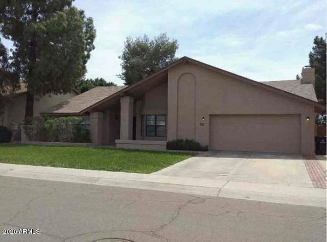 1917 E La Vieve Lane, Tempe, AZ 85284 (MLS #6088654) :: Homehelper Consultants