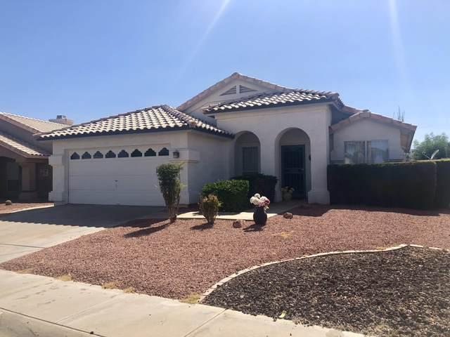 11840 S 44TH Street, Phoenix, AZ 85044 (MLS #6088682) :: Brett Tanner Home Selling Team