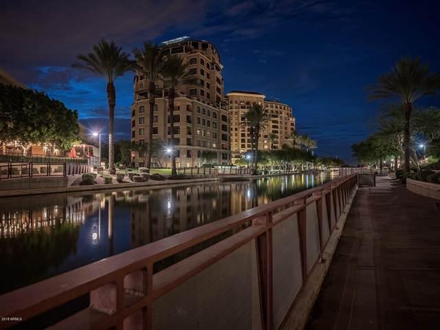 7175 E Camelback Road #702, Scottsdale, AZ 85251 (MLS #6088715) :: Brett Tanner Home Selling Team