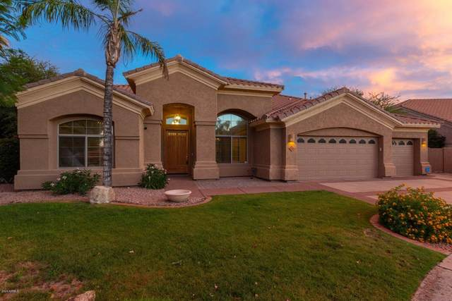5533 E Ludlow Drive, Scottsdale, AZ 85254 (MLS #6088740) :: Arizona 1 Real Estate Team