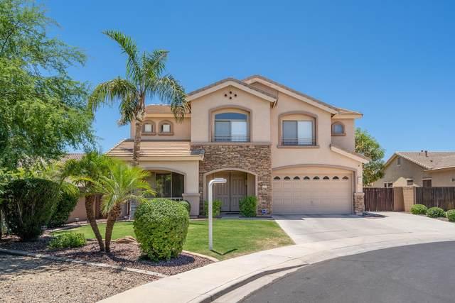12501 W Sells Drive, Litchfield Park, AZ 85340 (MLS #6088790) :: Brett Tanner Home Selling Team
