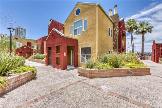 154 W 5TH Street #152, Tempe, AZ 85281 (MLS #6088794) :: Klaus Team Real Estate Solutions