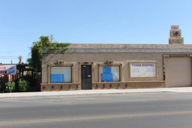 247 W Coolidge Avenue, Coolidge, AZ 85128 (MLS #6088816) :: Brett Tanner Home Selling Team