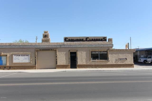253 W Coolidge Avenue, Coolidge, AZ 85128 (MLS #6088819) :: Brett Tanner Home Selling Team